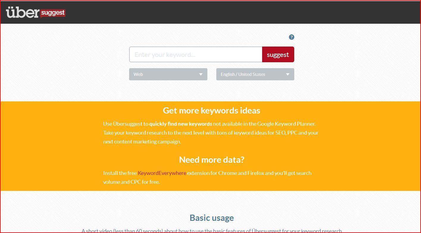 geest - Как ключевые слова для поиска помогут вести бизнес в Интернете?