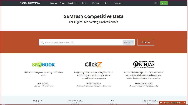 semr - Как ключевые слова для поиска помогут вести бизнес в Интернете?