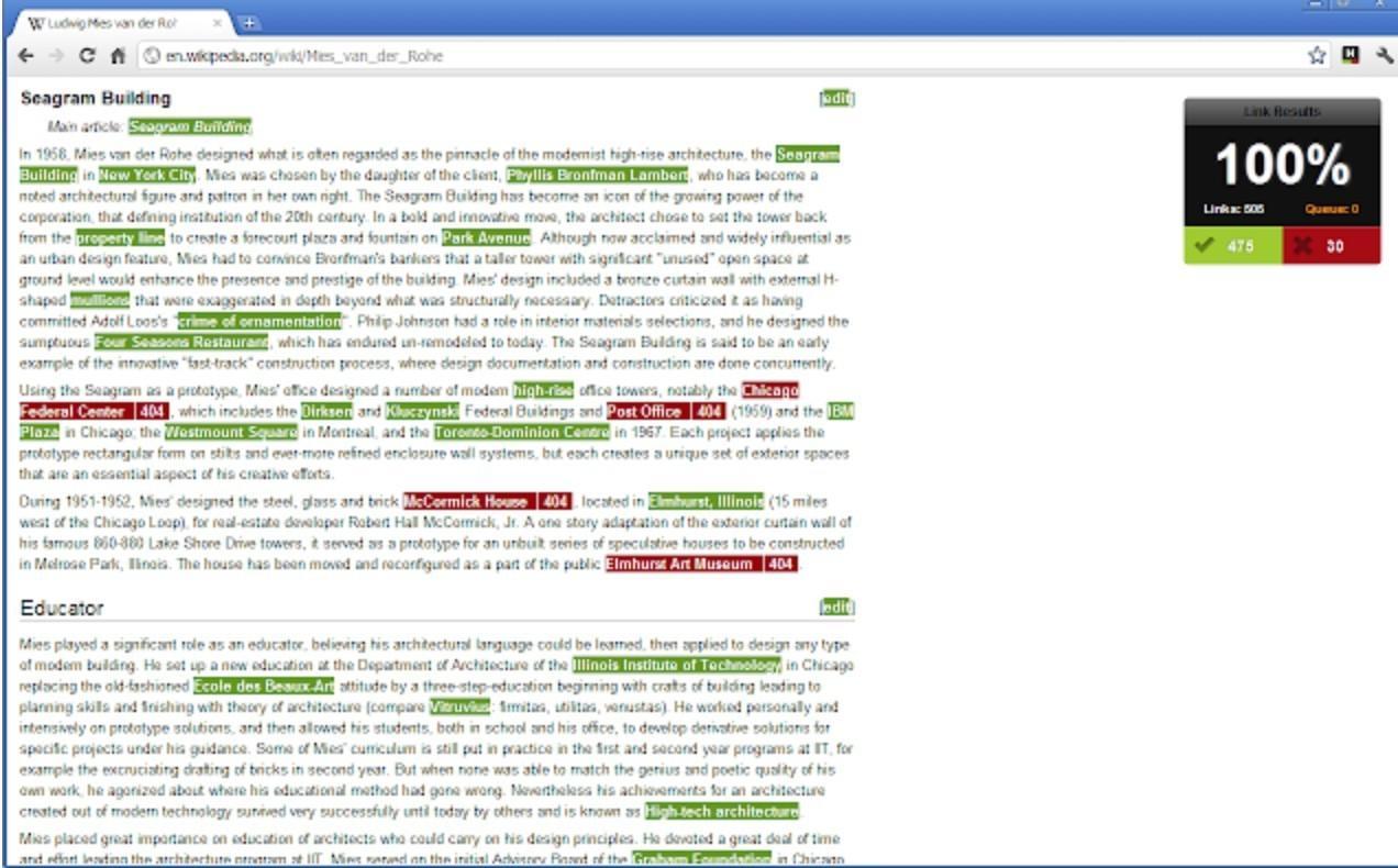 image6 1 - Проверка битых ссылок: 8 способов поиска