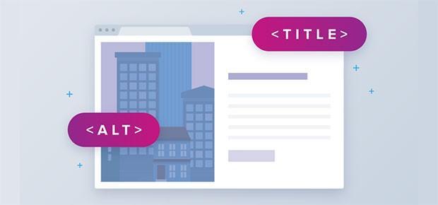 ALT и TITLE атрибуты: оптимизируем картинки