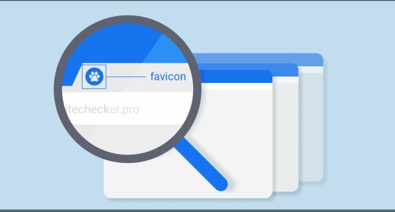 favicon - Фавикон: как установить на сайт и для чего он нужен