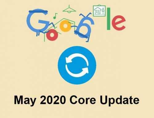 Обновление алгоритма Google: May 2020 Core Update